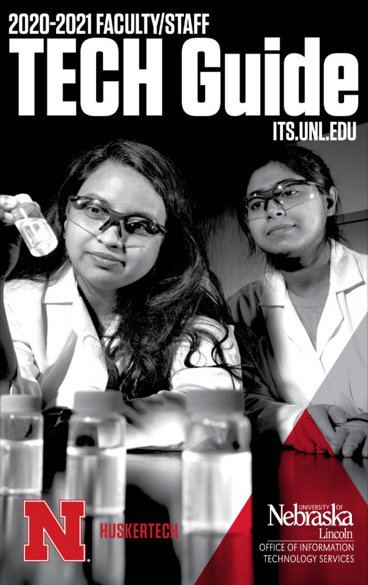 Faculty and Staff Tech Guide cover image
