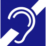 Hearing Assistance Symbol