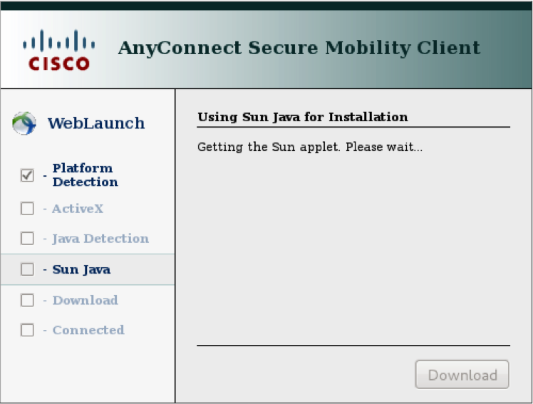 latest cisco anyconnect client download