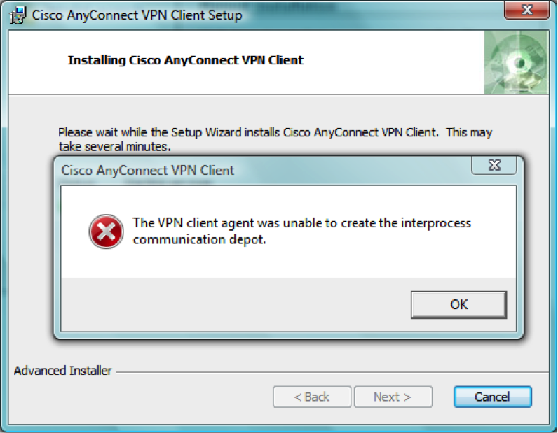 compatibility cisco error