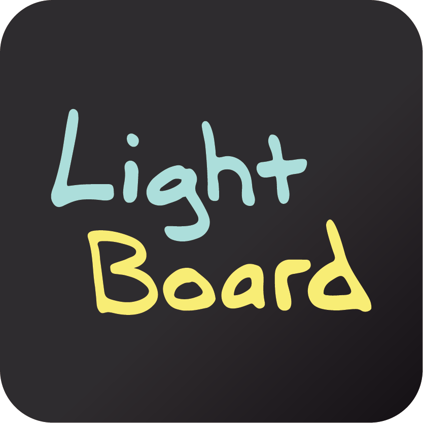 Light Board Icon